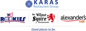Karas Restaurant Group Logo