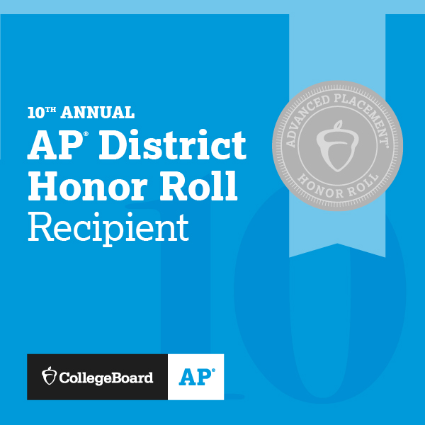 AP District Honor Roll Image